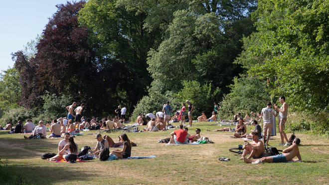 Things are set to hot up this week in the UK