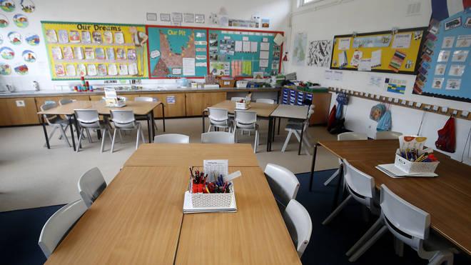 Schools will be returning in September