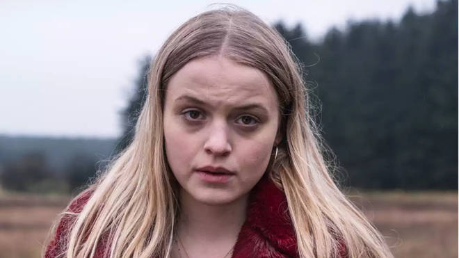 Emily Reid plays Ophelia Marsh in The Deceived