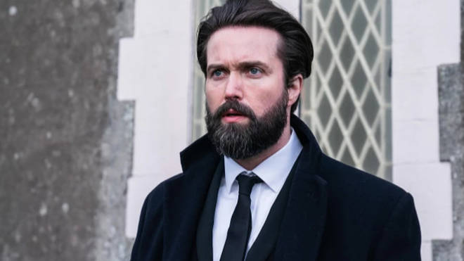 Emmett J Scanlan plays Dr Michael Callaghan in The Deceived