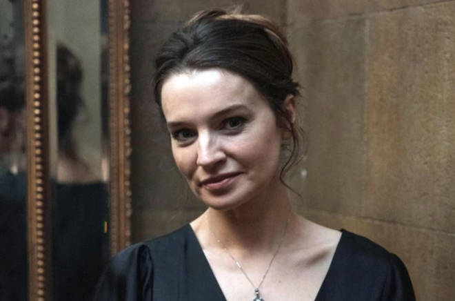 Catherine Walker plays Roisin Mulvery in The Deceived
