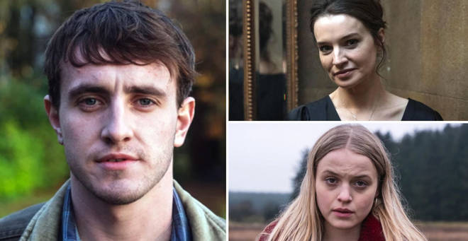 The cast of The Deceived includes Paul Mescal and Catherine Walker