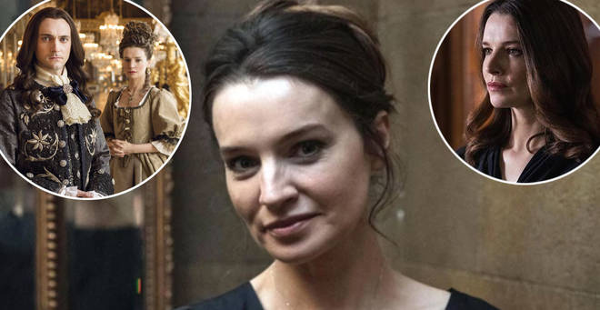 Catherine Walker is starring as Roisin in The Deceived