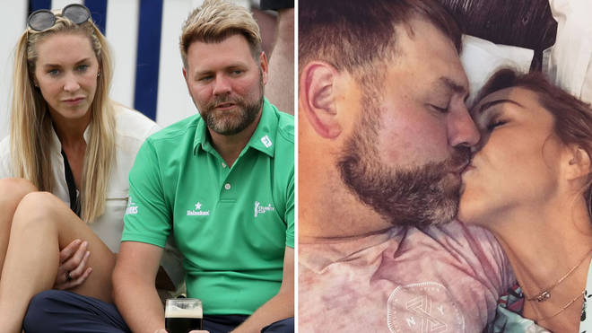 Brian McFadden and his fiancée suffered a devastating miscarriage