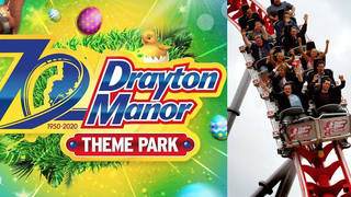 Drayton Manor has gone into administration