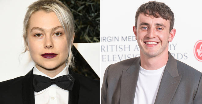 Paul has been linked to US singer Phoebe Bridgers