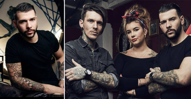 Where is Tattoo Fixers filmed?