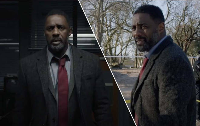 Idris Elba has confirmed that there are plans