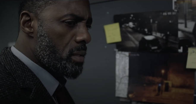 Elba's scooped awards for his role as John Luther