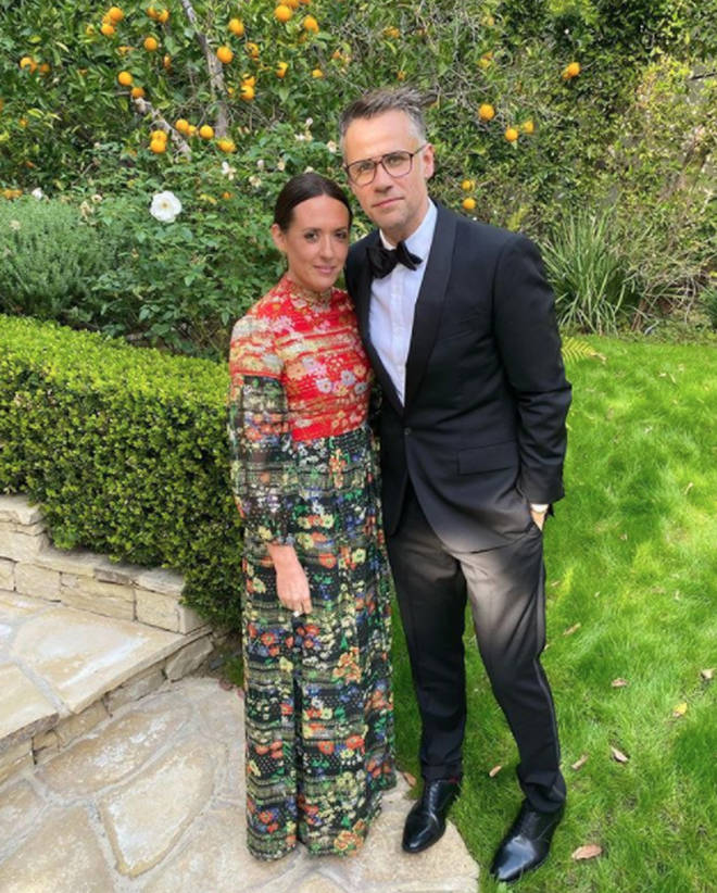 Richard Bacon and his wife now live in LA