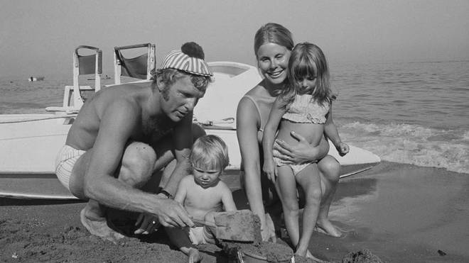 Bobby and Tina Moore had two children together