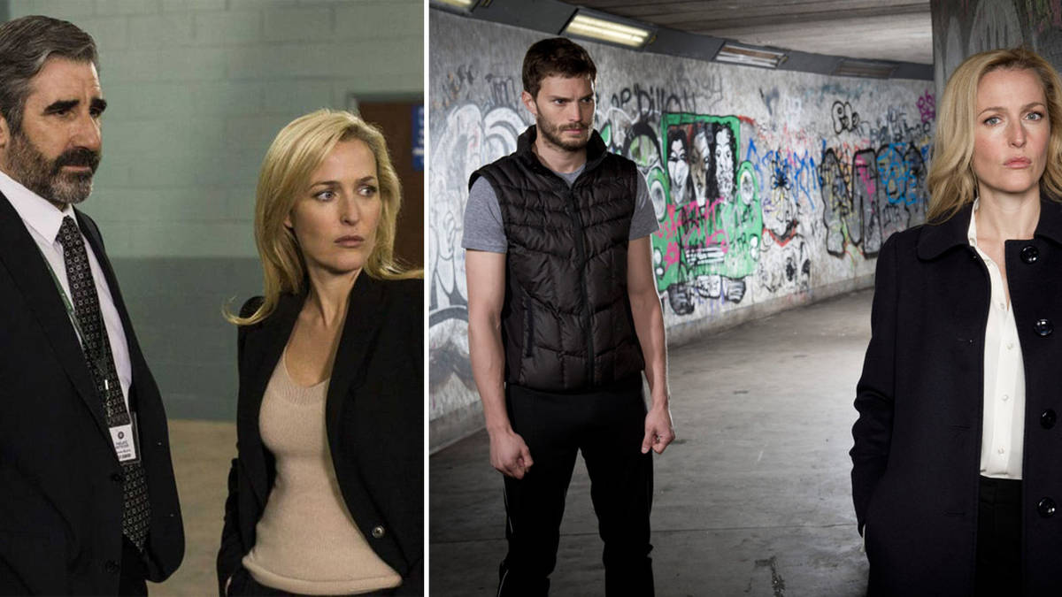 Where is The Fall filmed? Set locations for the drama revealed