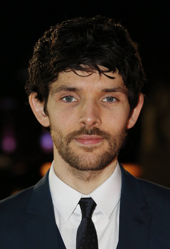 Colin is an actor from Northern Ireland