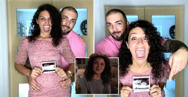 Coronation Street star Sonia Ibrahim is pregnant