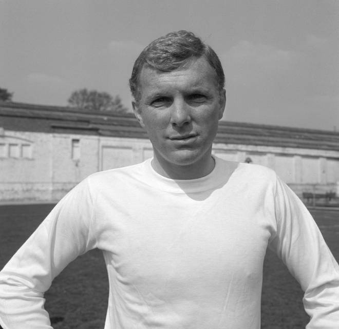 Bobby Moore in 1966