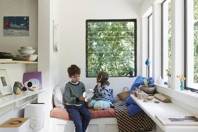 Google can fit right in to your home and with your family's needs