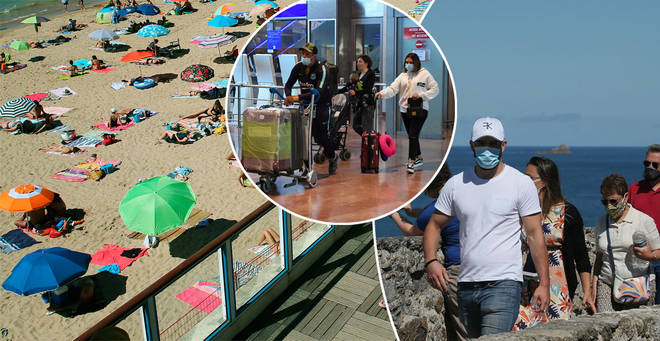 Brits might have quarantine when they get back to the UK