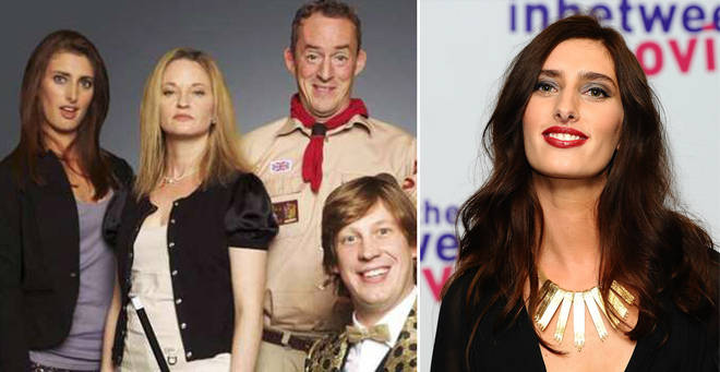 Who is in the cast of E4's Meet The Parents?