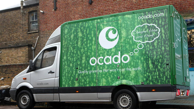M&S customers will be able to get their food delivered with Ocado from September 1