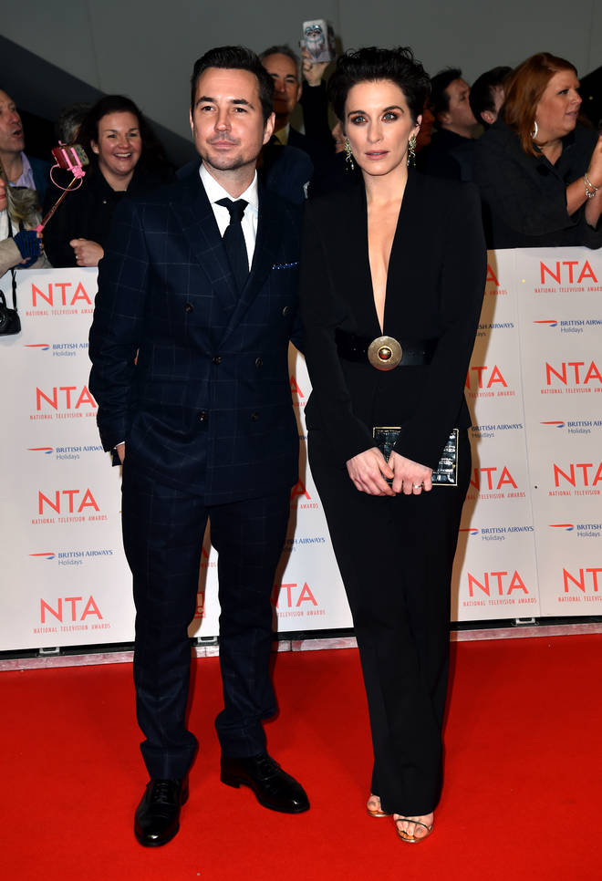 Martin Compston and Vicky McClure play the two Detectives in the gripping series.