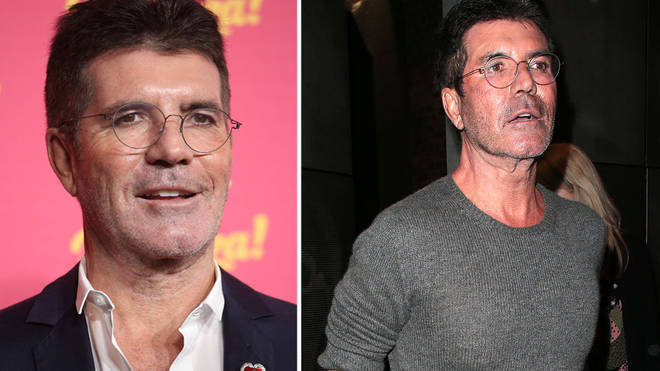 Simon Cowell has undergone surgery after breaking his back