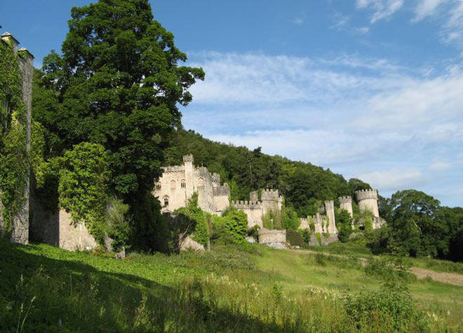 I'm A Celeb will be filmed in a castle in North Wales this year