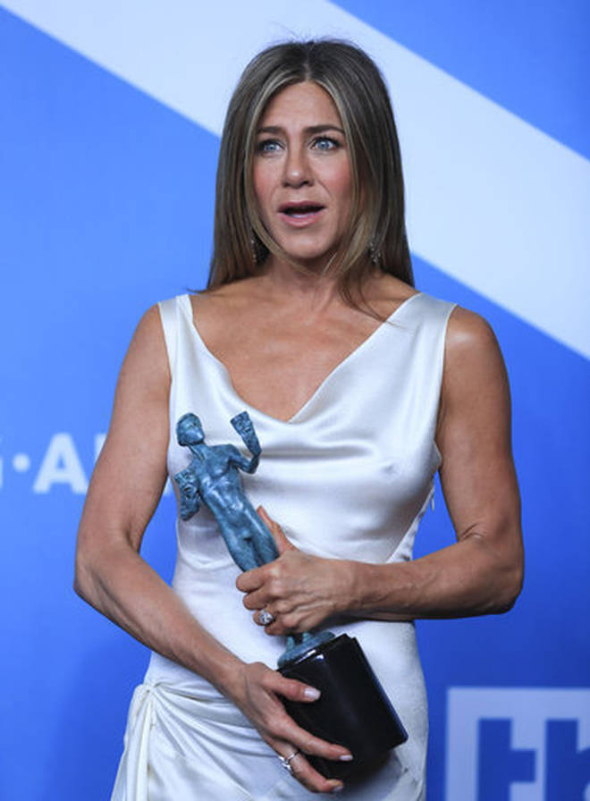 Jennifer Aniston has promised that the postponed reunion will be 'more fun'