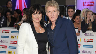 Coleen Nolan and her ex-husband Ray Fensome pictured in 2011