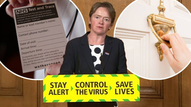 The NHS' Test and Trace scheme was set up earlier this year in a bid to stop the spread of coronavirus