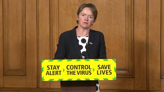 Baroness Dido Harding, executive chair of NHS Test and Trace, made the announcement this week
