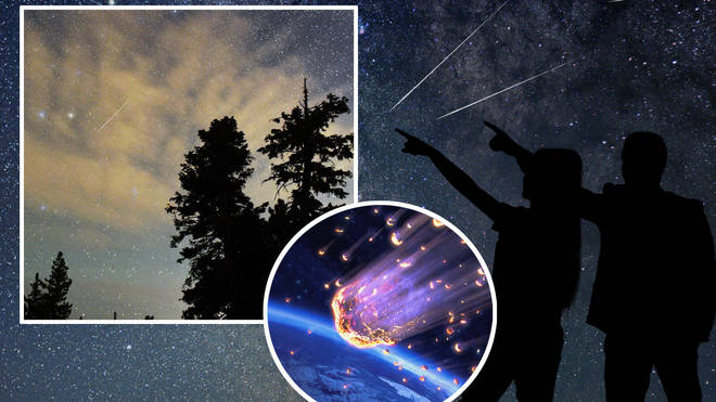 The UK will be able to spot the Perseid meteor shower this week