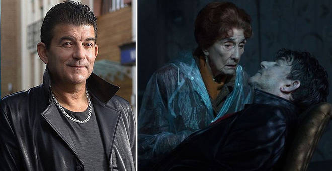 Nick Cotton died in 2015