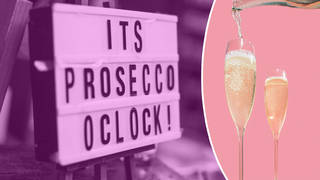 We have got some Prosecco cocktail recipes for you to try