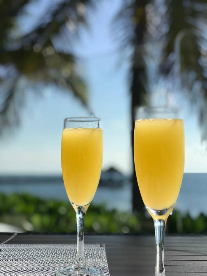 This citrus drink was invented at The Ritz, Paris