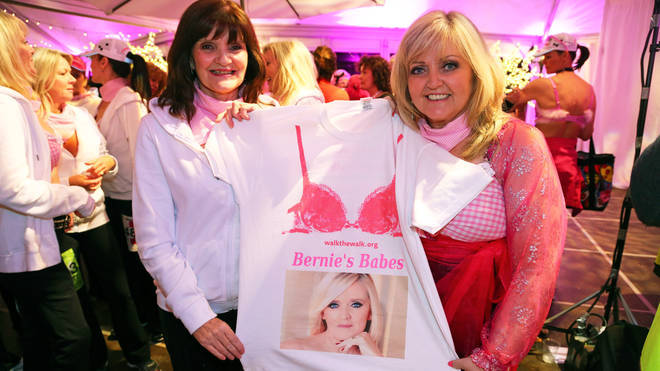 Anne and Linda Nolan were diagnosed with cancer within days of each other