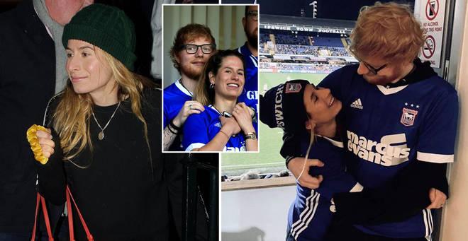 Cherry Seaborn married Ed Sheeran in 2018