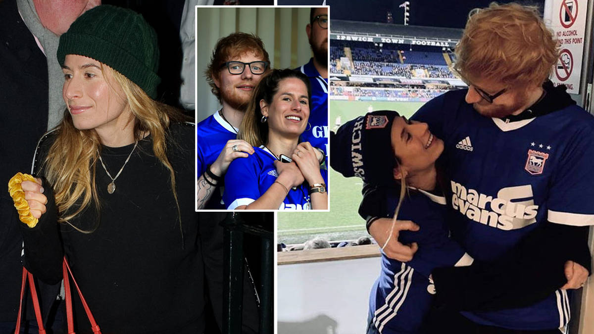 Who Is Ed Sheeran S Wife Cherry Seaborn And Is She Pregnant Heart