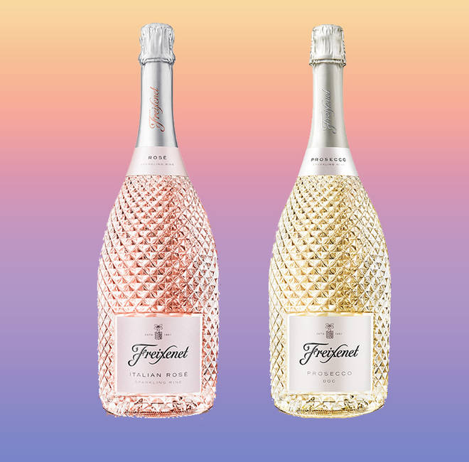 Popular Prosecco brand Freixenet has brought out two magnums