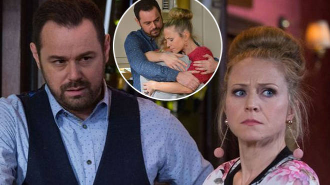 There is more drama to come for the Carter family when EastEnders returns
