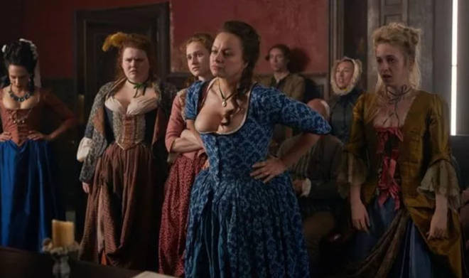 Harlots is set in 18th century London