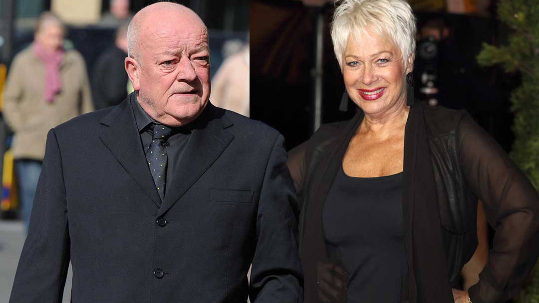 Tim Healy furious at ex Denise Welch for mentioning casual sex 'in bike sheds' when married
