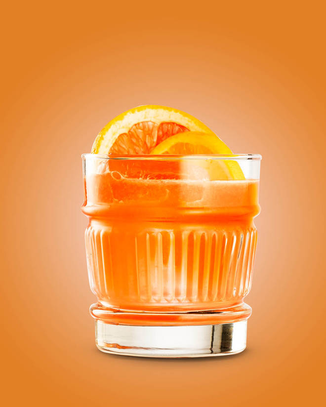 This sunset-inspired drink could replace Aperol Spritz as your favourite evening cocktail
