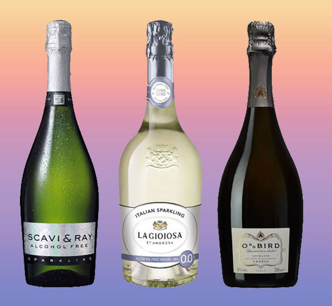 There is now non-alcoholic Prosecco available, too