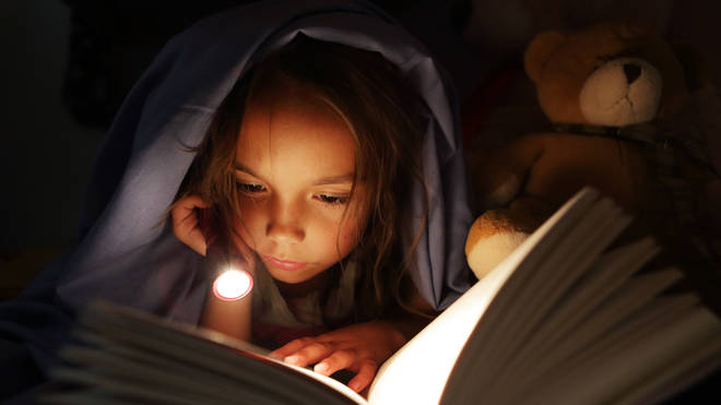 If your child loves reading, they could be gifted