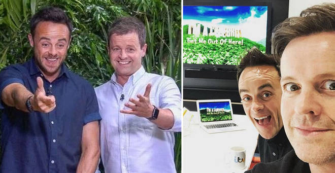 Ant and Dec will be back on I'm A Celeb this year