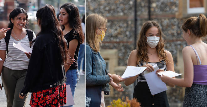 A-Level results were released on Thursday 13 August
