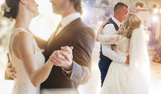 The Most Popular First Dance Wedding Songs In The World Revealed Heart