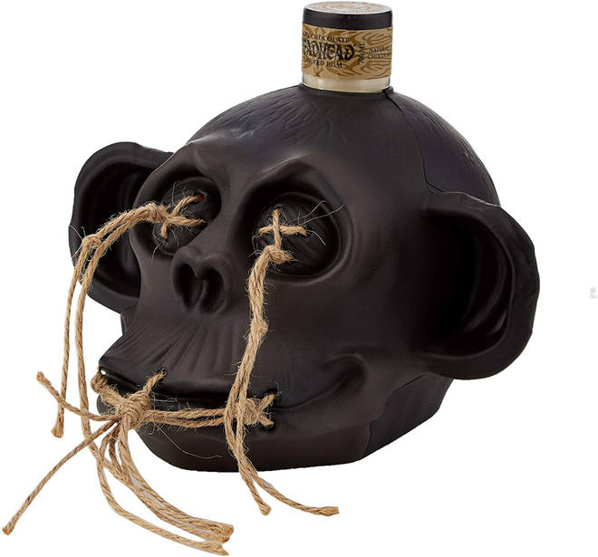 You could save this creepy bottle for Halloween