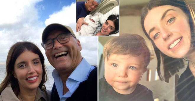 Gregg Wallace and his wife Anna have been together since 2013