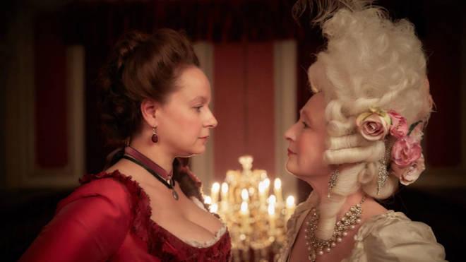 Samantha Morton and Lesley Manville star in Harlots